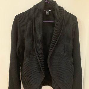 H&M sweater blazer/jacket